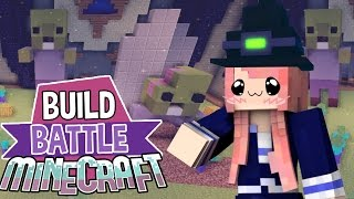 Halloween! | Build Battle | Minecraft Building Minigame