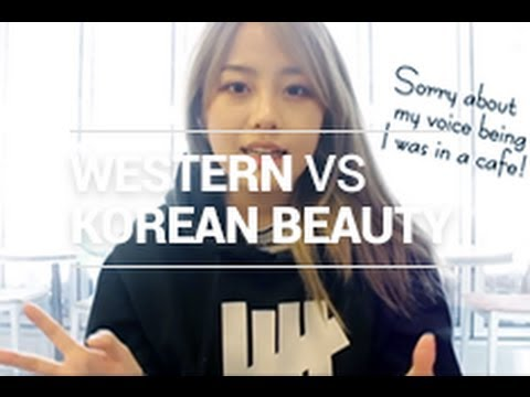 Differences Between Western and Korean Beauty Standards | Wishtrend