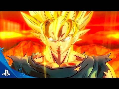 Dragon Ball XENOVERSE 2 Trailer