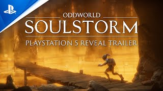 Oddworld Soulstorm - Announcement Trailer | PS5