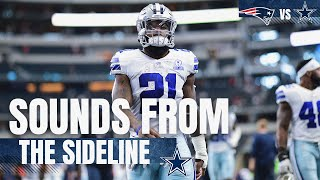 Sounds from the Sideline: Week 6 at NE | Dallas Cowboys 2021
