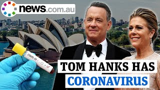 Oscar winner Tom Hanks and his wife tests positive for Cor..