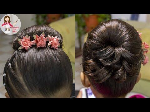 Peinados Para Nina Facil Y Elegante Videomoviles Com