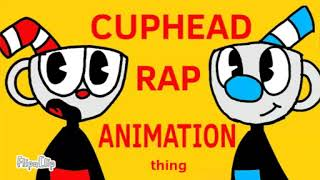 Cuphead Rap Animation Thing /Fully finished!/Music by JT Music [Original Animation!]