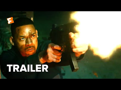 Bad Boys for Life Trailer #1 (2020)