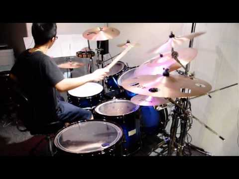 人生海海 - 五月天 (Drum covered by Easonsiu)