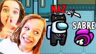 BIGGY AND NAZ ARE IMPOSTERS - Among Us - Norris Nuts Gaming