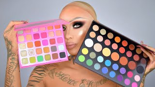 Jeffree Star Vs. James Charles - Morphe Battle | Kimora Blac