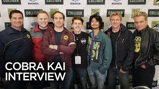 Cobra Kai Cast and Creators on Season 2