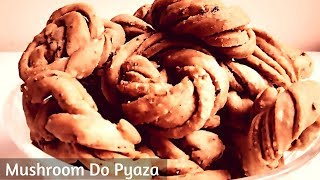 Innovative Laccha Para Recipe (Namkeen with a twist): Tea time Snacks