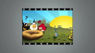 Angry Birds Poached Eggs Intro
