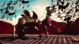 Shadow of the beast disponible sur ps4 :  bande-annonce