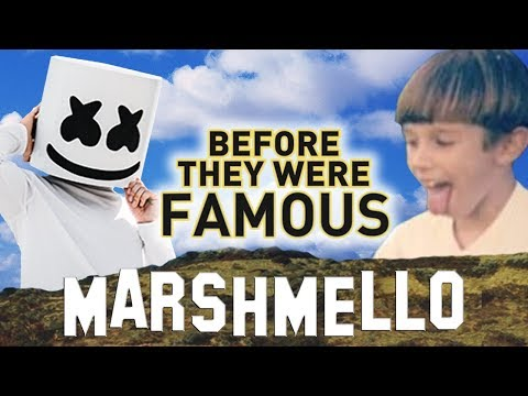 MARSHMELLO - Before They Were Famous - Chris Comstock ???