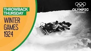 The Olympic Winter Games are Born   Throwback Thursday