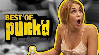 Top Punk'd Moments ft. Miley Cyrus, Kim Kardashian, Drake & More | MTV VAULT