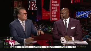 2019 NFL Draft - First Round