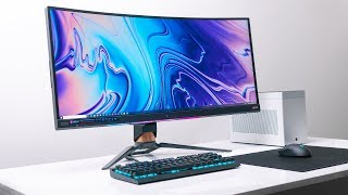 Ultrawide Monitors are Getting Fast - MSI's 144Hz 34""