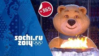 Closing Ceremony of the Sochi 2014 Winter Olympics   #Sochi365