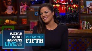 Khloe Kardashian Ranks Her Siblings From Favorite To Least Favorite | #FBF | Plead The Fifth | WWHL