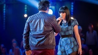 Christina Marie Vs Nathan Amzi - 'The Power Of Love' - The Voice UK 2014 - BBC One