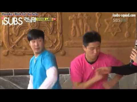 Running Man~lovable dance