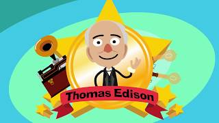 Mini Bio - Thomas Edison