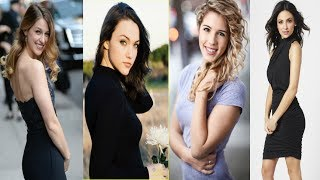 Top 10 Most Beautiful Actress from Arrowverse