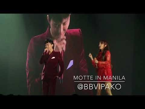 GD's Missing You feat. Dara - Motte in Manila 2017.09.01 fanvid part3