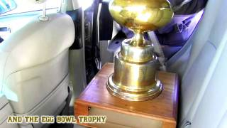 GOLDEN DAYS - A DAY IN THE LIFE OF THE EGG BOWL TROPHY - EPISODE 1