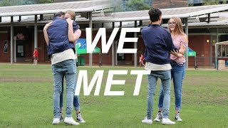 MEETING MY BOYFRIEND FOR THE FIRST TIME