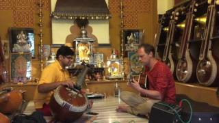 Baradwaj Raman - Different version of Mokshamu galada in Veena!