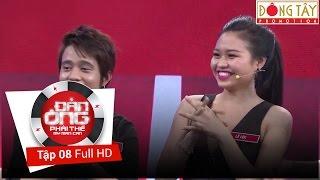 BÓNG BÀN ĐỔ LON | ĐÀN ÔNG PHẢI THẾ MÙA 2 | TẬP 8 FULL HD (28/10/2016)