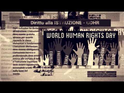 10 dicembre 1948 - Dichiarazione universale dei diritti umani
