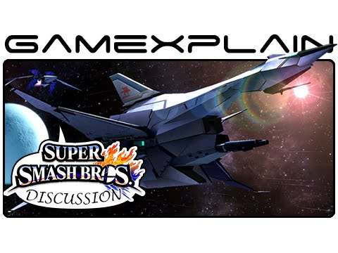 Super Smash Bros: Star Fox Assault Stage Discussion - Thoughts & Analysis (Wii U & 3DS) - GameXplain  - FBLg0-o_8Ng -
