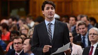 Trudeau vs. Senate on budget bill | Sunday Scrum
