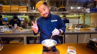 Japanese Food in Bangkok - NO TOFU, NO LIFE - World's First TOFU OMAKASE Experience!
