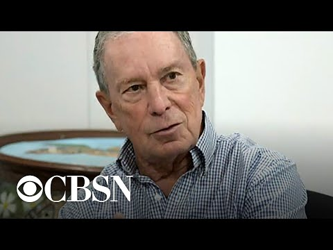 Bloomberg taking steps to enter 2020 Democratic presidential race