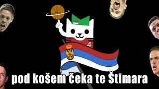 NEGUJ MO SRBSKI - Osvoji medalju zlatnu (Eurobasket 2017)