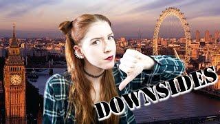 The DOWNSIDES of Living in LONDON! #germangirlinlondon | Jen Dre