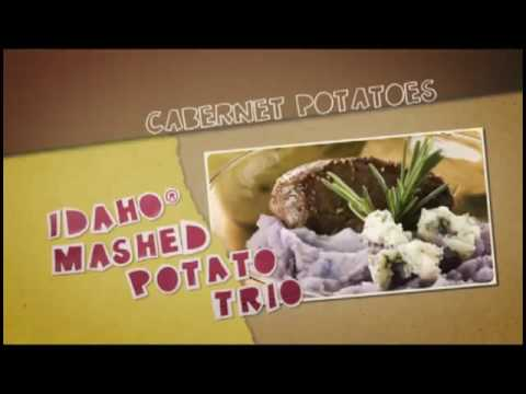 Idaho� Mashed Potato Trio