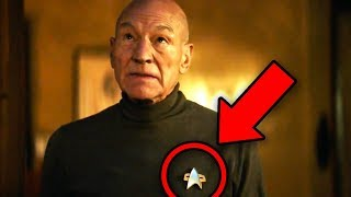 STAR TREK PICARD Trailer Breakdown! Easter Eggs & Details You Missed!
