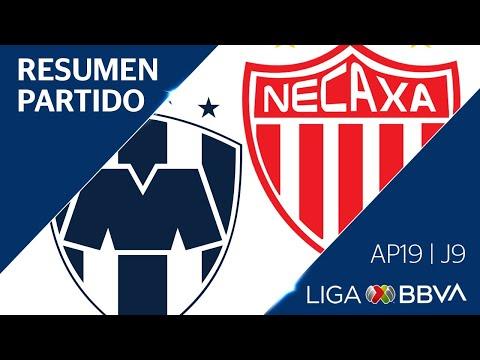 Resumen y Goles | Monterrey vs Necaxa | Jornada 9 - Apertura 2019 | Liga BBVA MX