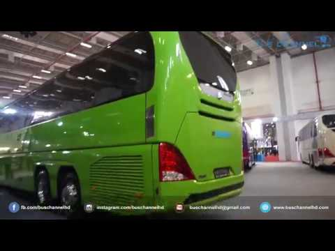 Buda Dingilli Çakma Tourliner ! - Neoplan Tourliner Busworld İzmir