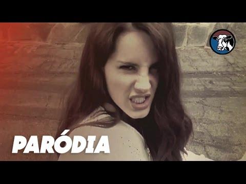 Baixar Lana Del Rey - Summertime Sadness [Paródia Redublagem]