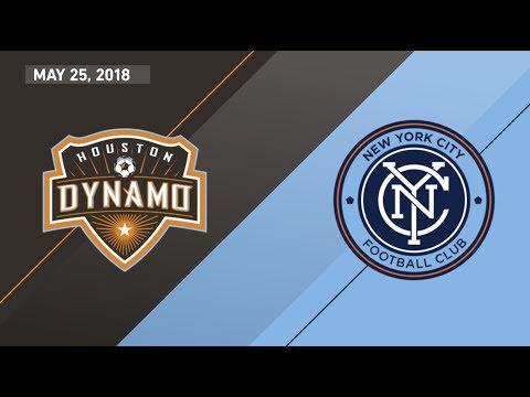 Houston Dynamo vs New York City