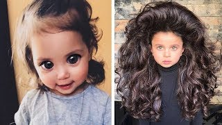 11 Most Unusual Kids in the World