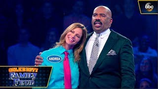 Funny Ladies of TV Play Fast Money! - Celebrity Family Feud