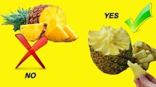 How to Pull Apart a PINEAPPLE | LifeHackBook