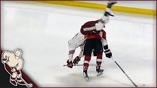 NHL: Hip Checks [Part 1]