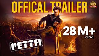 Official trailer (Tamil) of Petta ft. Rajinikanth, Vijay S..
